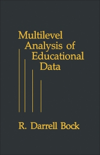 Cover image for Multilevel Analysis of Educational Data