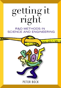 Getting It Right - 1st Edition - ISBN: 9780121088521, 9780080491370