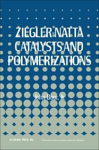 Ziegler-Natta Catalysts Polymerizations - 1st Edition - ISBN: 9780121155506, 9780323143417