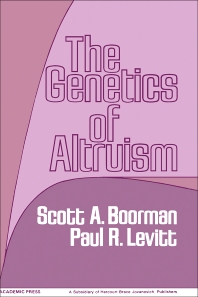 The Genetics Of Altruism - 1st Edition - ISBN: 9780121156503, 9780323148856