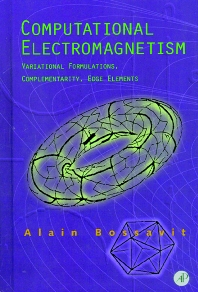 Cover image for Computational Electromagnetism