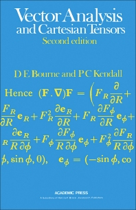 Vector Analysis and Cartesian Tensors - 2nd Edition - ISBN: 9780121190507, 9781483260709