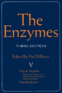 The Enzymes - 1st Edition - ISBN: 9780121227050, 9780080865829
