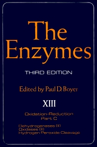 The Enzymes - 3rd Edition - ISBN: 9780121227135, 9780080865904