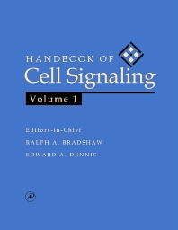 Cover image for Handbook of Cell Signaling, Three-Volume Set