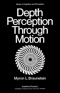 Depth Perception Through Motion - 1st Edition - ISBN: 9780121279509, 9781483276571