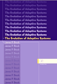 Cover image for The Evolution of Adaptive Systems