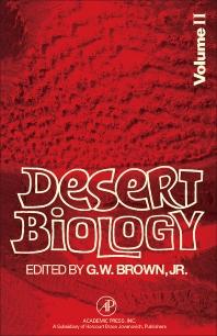 Desert Biology - 1st Edition - ISBN: 9780121359027, 9781483216638
