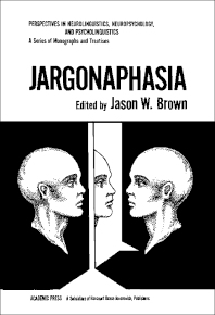 Cover image for Jargonaphasia