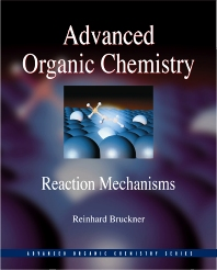 Cover image for Advanced Organic Chemistry