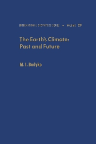 Cover image for The Earth's Climate, Past and Future
