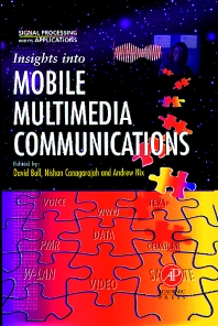 Insights Into Mobile Multimedia Communications, 1st Edition,David Bull,C. Canagarajah,Andrew Nix,ISBN9780121403102