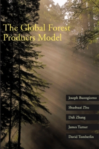The Global Forest Products Model - 1st Edition - ISBN: 9780121413620, 9780080521527