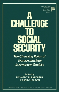 A Challenge to Social Security - 1st Edition - ISBN: 9780121446802, 9781483261263