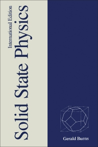 Solid State Physics - 1st Edition - ISBN: 9780121460716, 9781483106199