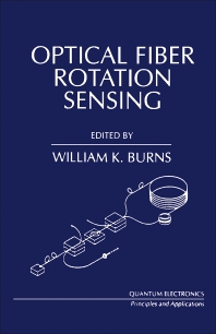 Cover image for Optical Fiber Rotation Sensing
