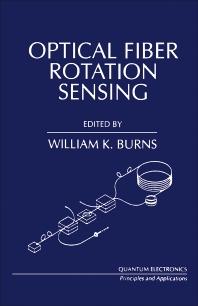 Cover image for Optical Fiber Rotation Sensing