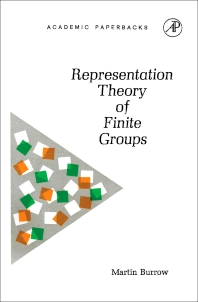 Representation Theory of Finite Groups - 1st Edition - ISBN: 9780121463564, 9781483258218