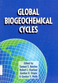 Global biogeochemical cycles - 1st Edition - ISBN: 9780121476854, 9780080954707
