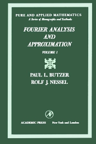 Fourier analysis and approximation - 1st Edition - ISBN: 9780121485016, 9780080873534