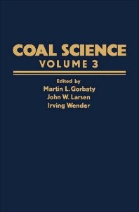 Coal Science - 1st Edition - ISBN: 9780121507039, 9781483268200