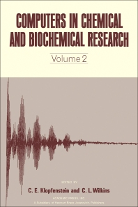 Computers in Chemical and Biochemical Research V2 - 1st Edition - ISBN: 9780121513023, 9780323157452