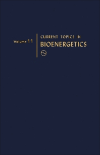Current Topics in Bioenergetics - 1st Edition - ISBN: 9780121525118, 9781483216959