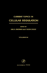 Current Topics in Cellular Regulation, 1st Edition,Earl Stadtman,P. Chock,ISBN9780121528348