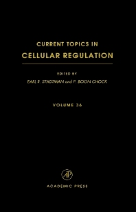 Current Topics in Cellular Regulation, 1st Edition,Earl Stadtman,P. Chock,ISBN9780121528355