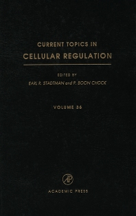Current Topics in Cellular Regulation, 1st Edition,Earl Stadtman,P. Chock,ISBN9780121528362