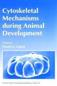 Cover image for Cytoskeletal Mechanisms During Animal Development