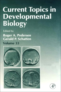 Cover image for Current Topics in Developmental Biology
