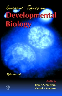 Current Topics in Developmental Biology, 1st Edition,Roger Pedersen,Gerald Schatten,ISBN9780121531461