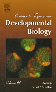 Current Topics in Developmental Biology, 1st Edition,Gerald Schatten,ISBN9780121531560