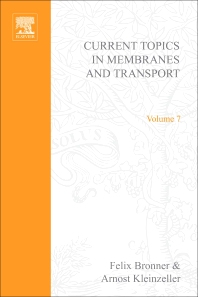 Current Topics in Membranes and Transport - 1st Edition - ISBN: 9780121533076, 9780080584782