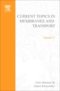Current Topics in Membranes and Transport - 1st Edition - ISBN: 9780121533113, 9780080584829