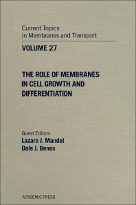 Current Topics in Membranes and Transport - 1st Edition - ISBN: 9780121533274, 9780080584980