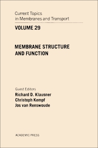 Current Topics in Membranes and Transport - 1st Edition - ISBN: 9780121533298, 9780080585000