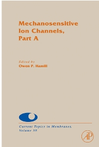 Mechanosensitive Ion Channels, Part A, 1st Edition,Sidney Simon,Dale Benos,Owen Hamill,ISBN9780121533588