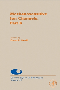 Mechanosensitive Ion Channels, Part B, 1st Edition,Sidney Simon,Dale Benos,Owen Hamill,ISBN9780121533595