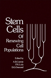 Stem Cells of Renewing Cell Population - 1st Edition - ISBN: 9780121550509, 9780323151849