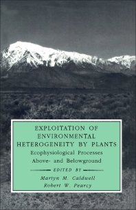 Cover image for Exploitation of Environmental Heterogeneity by Plants