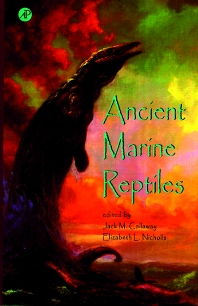 Cover image for Ancient Marine Reptiles