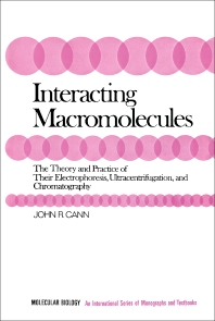 Interacting Macromolecules - 1st Edition - ISBN: 9780121585501, 9780323158657
