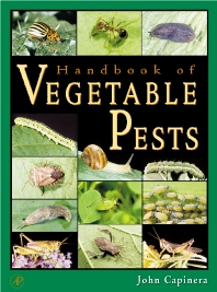 Cover image for Handbook of Vegetable Pests