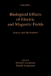 Biological Effects of Electric and Magnetic Fields - 1st Edition - ISBN: 9780121602611, 9780080886893