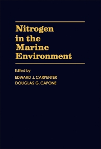 Nitrogen in the Marine Environment - 1st Edition - ISBN: 9780121602802, 9781483288291