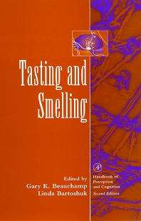 Cover image for Tasting and Smelling