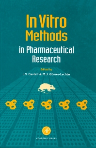 Cover image for In Vitro Methods in Pharmaceutical Research
