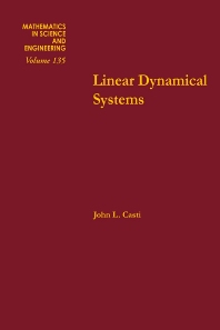 Linear Dynamical Systems - 1st Edition - ISBN: 9780121634513, 9780080956442